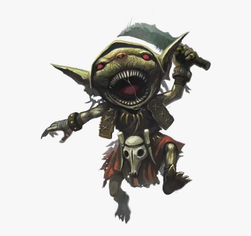 Il Goblin di Pathfinder
