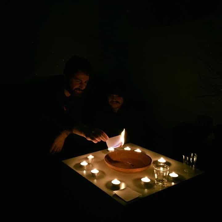 Giocare con le Ten Candles accese e bruciare le nostre speranze fa molto effetto