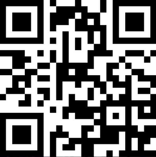 Il QR Code per il server Discord di Players VS Coronavirus, dove si terranno le sessioni di Donatori di Ruolo Online
