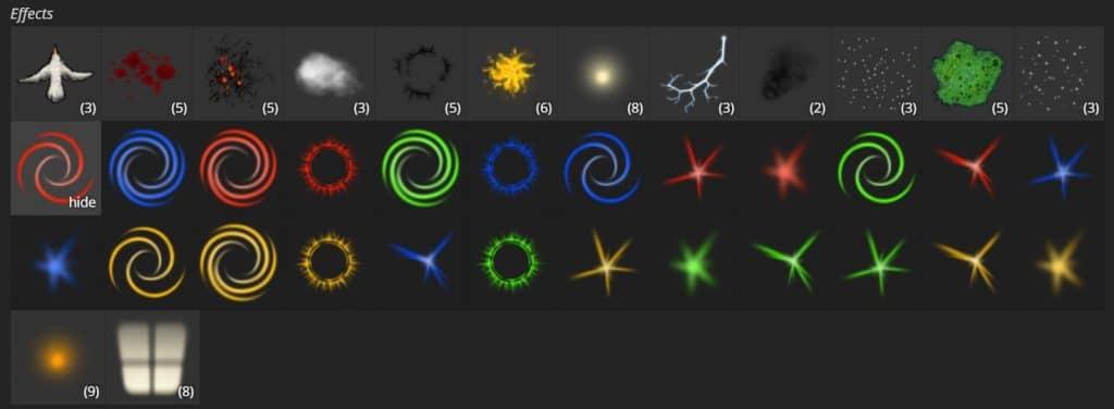 I 24 effetti da incantesimo presenti in Inkarnate 2.0