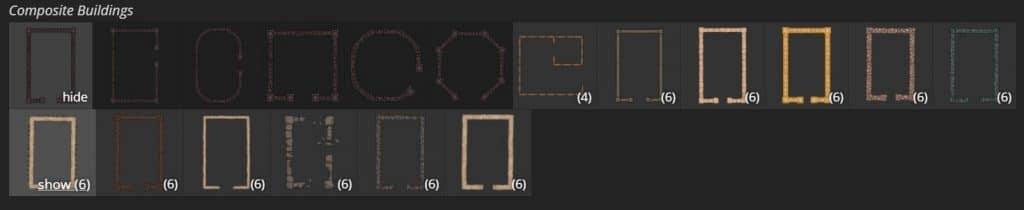 Come creare una casa: i composite building