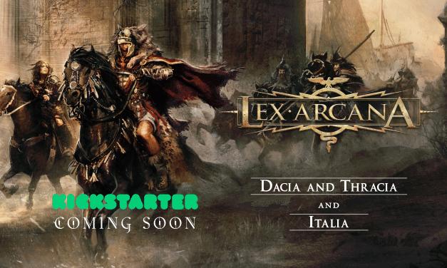 Dacia e Tracia e Italia – Lex Arcana