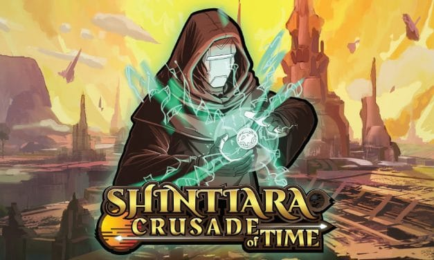 Shintiara Crusade of Time: come va il Kickstarter?