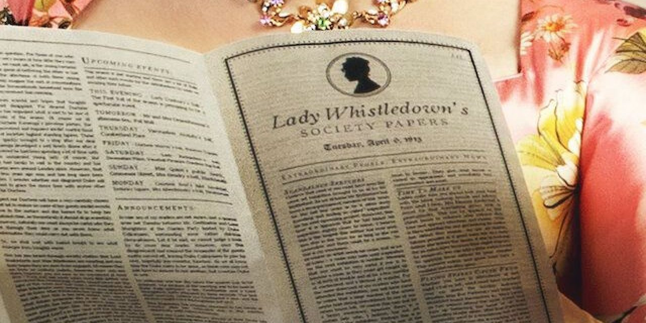 Bridgerton – Regency Gossip Girl