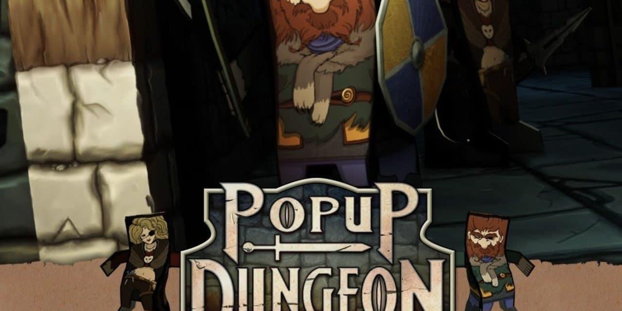 Popup Dungeon: Una divertente scatola dei giochi