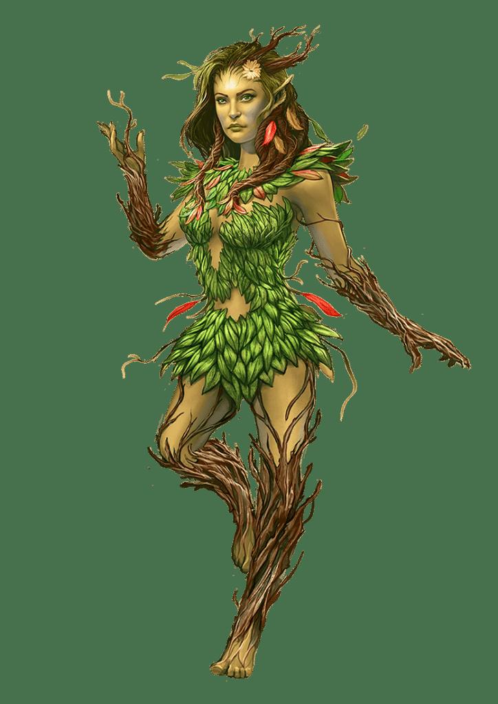 La (Ama)Driade di Pathfinder 2