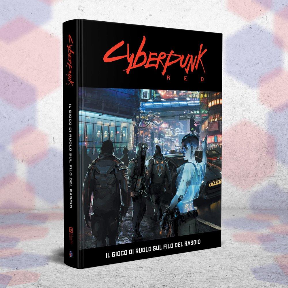Cyberpunk RED, tra i finalisti del Gioco di Ruolo dell'Anno 2021