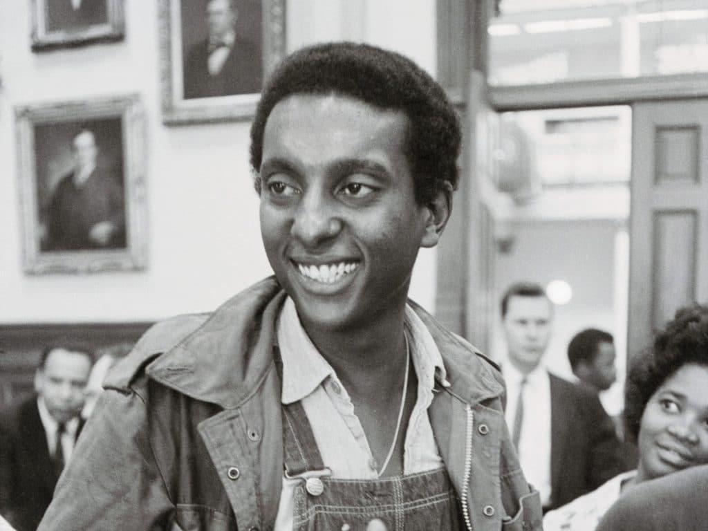 Stokely Carmichael/Kwame Ture, che propose l'uso di black al posto di n**ro