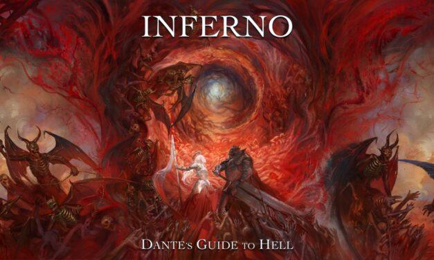 Inferno – Dante's Guide to Hell: ecco il Kickstarter!
