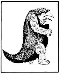 L'Orsogufo della prima edizione di D&D