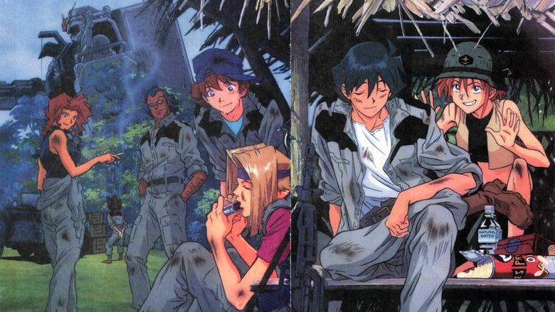 I protagonisti di The 8th MS Team, considerato come una delle migliori serie real robot del franchise di Gundam