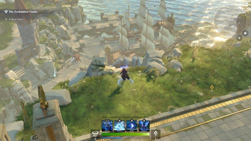 Magic Legends immagine gioco