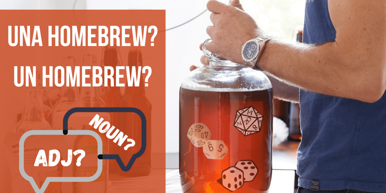 Homebrew: come si usa in italiano? Approfondimento linguistico