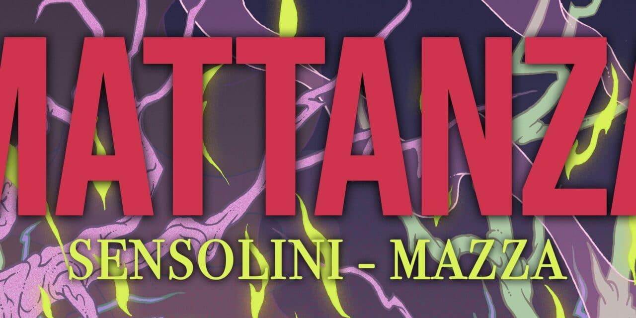 Mattanza – un grimdark fantasy di cappio e spada