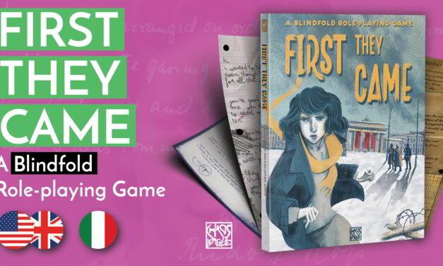 Prima Vennero: un'occhiata al Kickstarter!