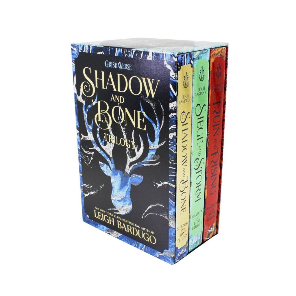 La trilogia di Shadow and Bone