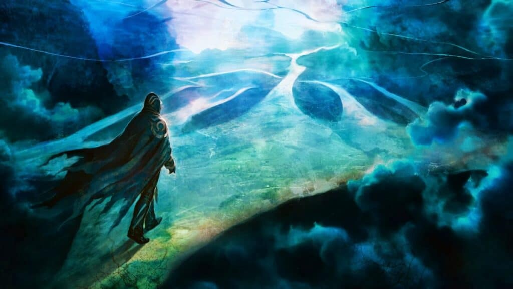 A spasso nella Cieca Eternità