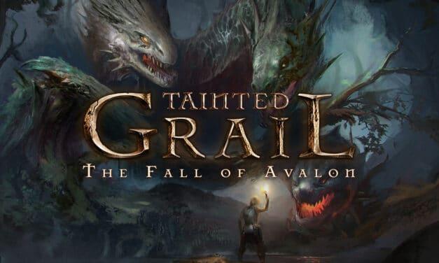 Tainted Grail – La Caduta di Avalon