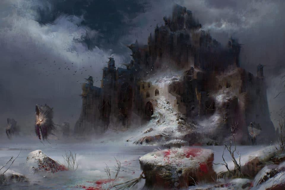 La terra di Avalon è come se fosse corrotta...