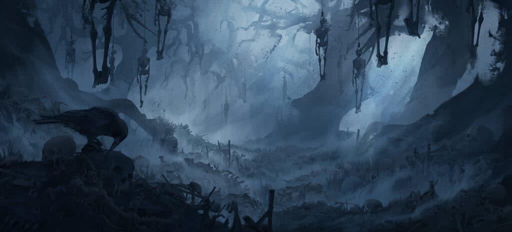 In King Arthur: Knight's Tale esploreremo una Avalon ben diversa dal paesaggi oda fiaba che si racconta. Adesso è un incubo