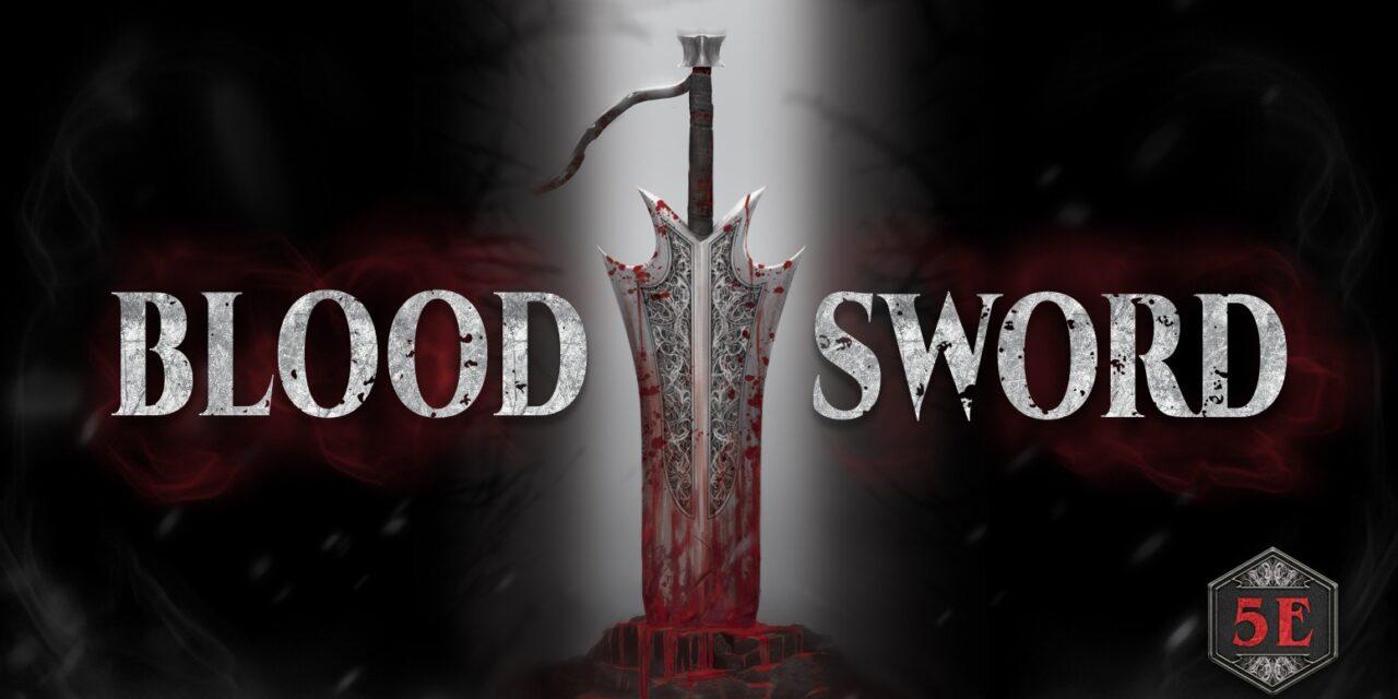 Blood Sword – Una storia Tra Librogame e gioco di ruolo