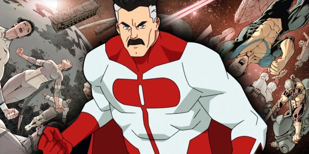 Nolan Grayson, Omni-Man