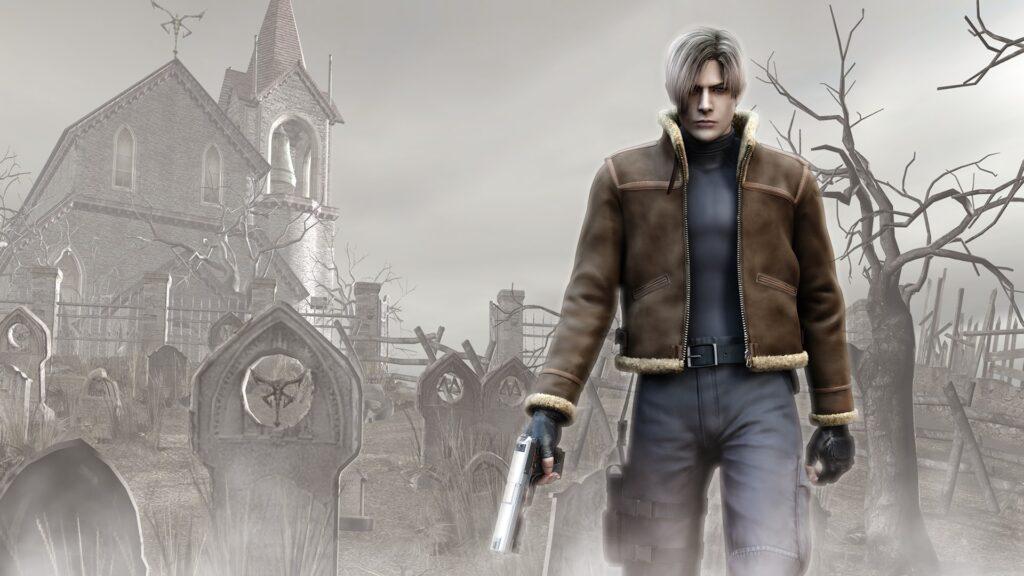 Resident Evil 4 è, per alcuni fan, il titolo definitivo