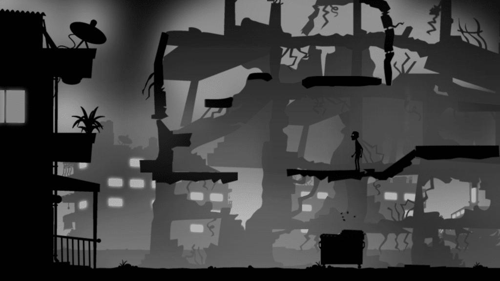 Immagine dal videogioco Liyla and the Shadows of War