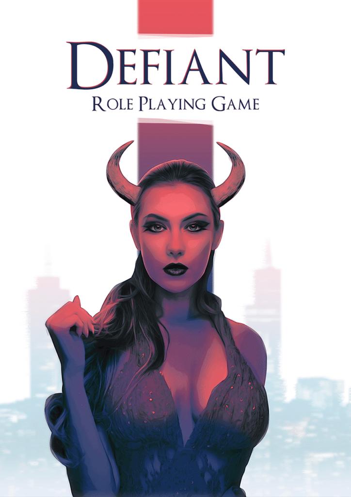 La copertina di Defiant