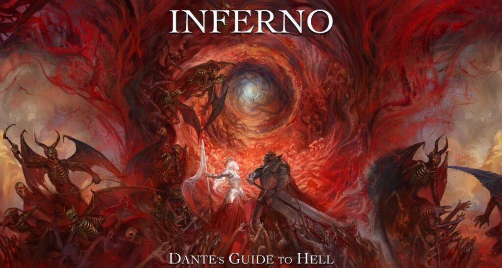 Uno dei maggiori Kickstarter italiani del 2021: Inferno