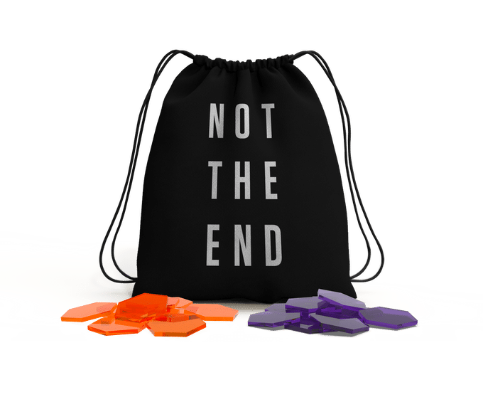 I nuovi token di Not The End in inglese