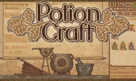 Potion Craft: impressioni sulla demo del videogioco