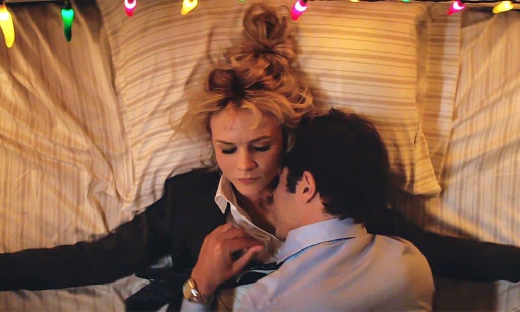 Una Donna Promettente, una scena del film