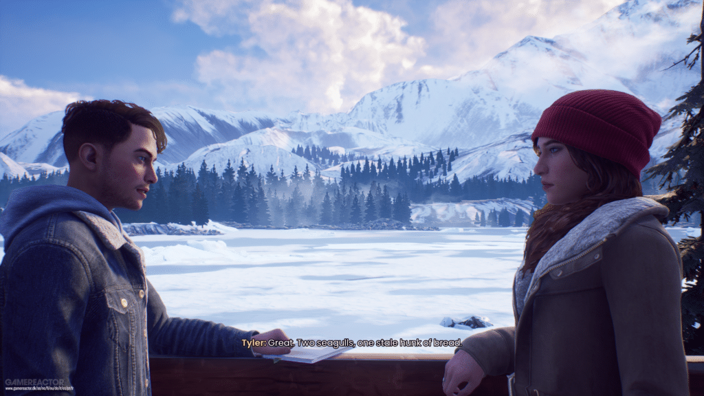 Tell Me Why, un immagine dal gioco