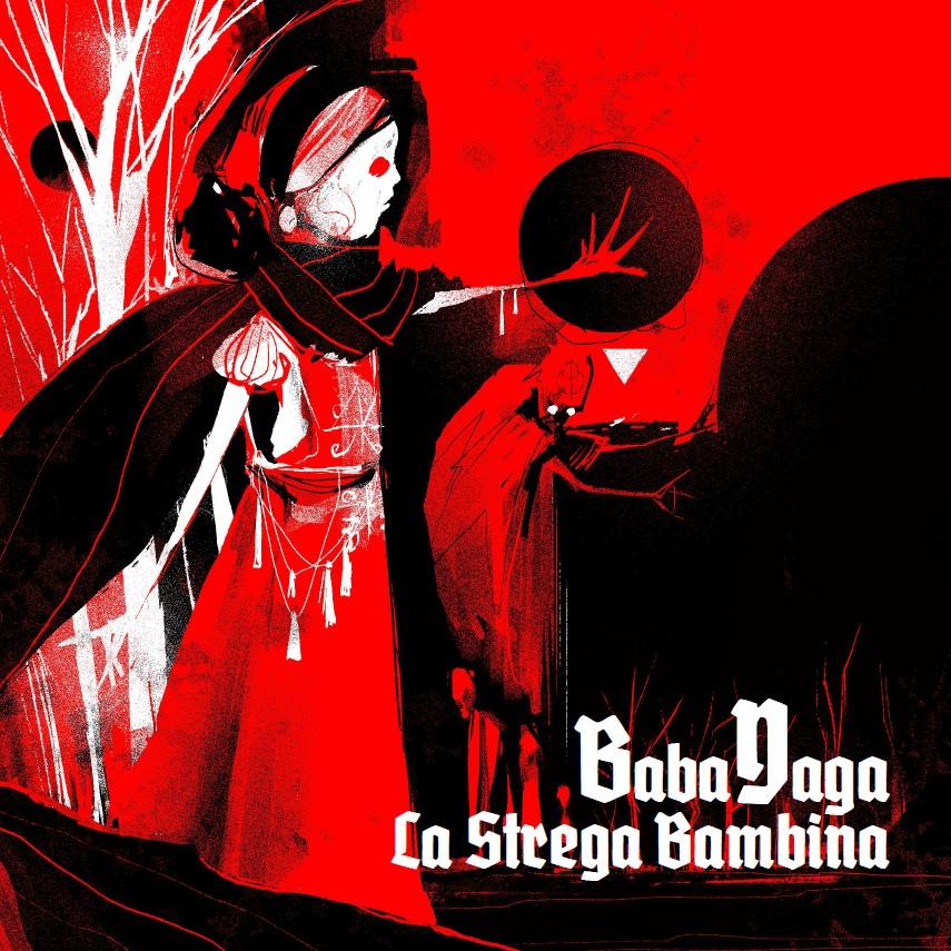 L'immagine della scheda di Baba Yaga