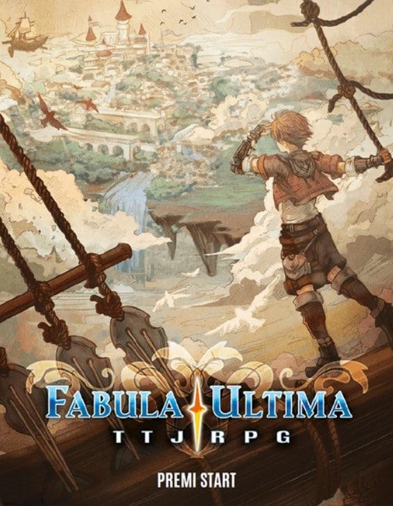 Tra le prime impressioni su Fabula Ultima c'è l'apprezzamento del titolo del quickstart