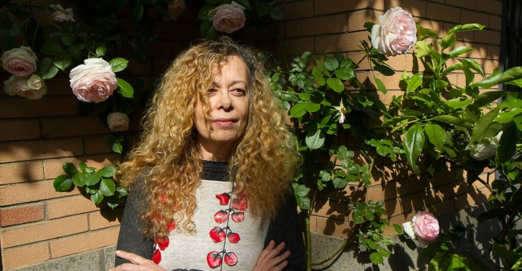 La scrittrice e giornalista Loredana Lipperini