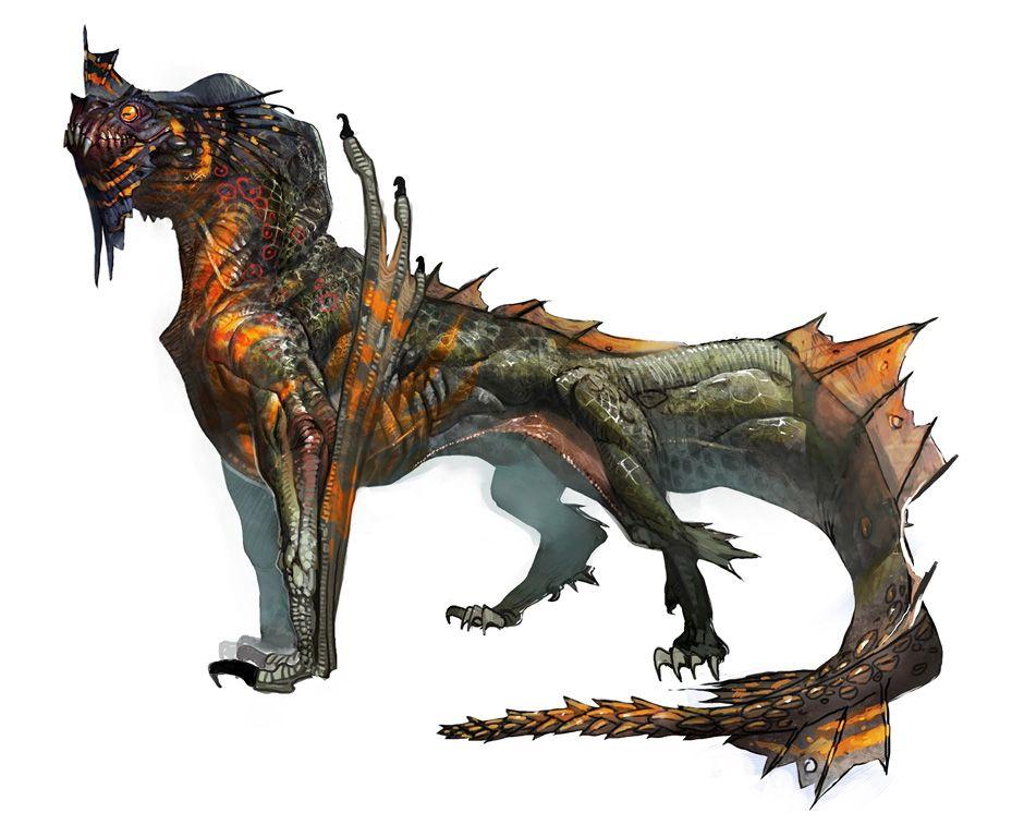 La Viverna in Dragon Age