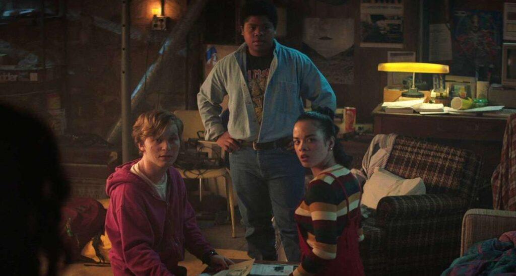 Fear Street 1994, una scena del film