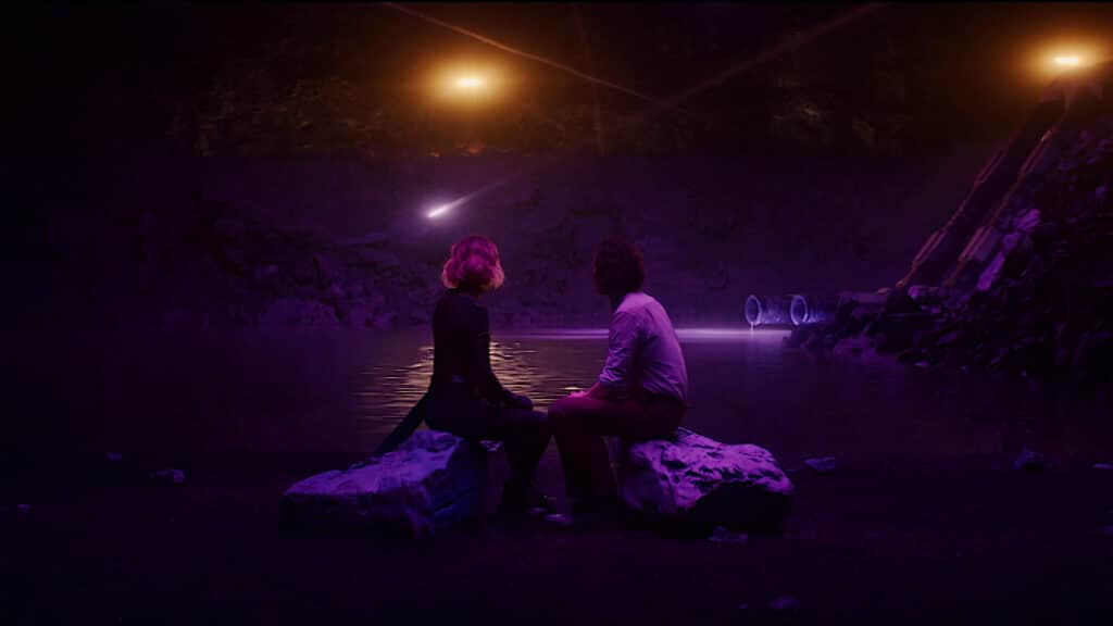 Sylvie e Loki in attesa dell'apocalisse