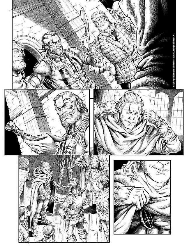 Ne L'assalto degli Sparvieri Ian cercherà aiuto tra le fila degli ex incursori Imperiali simpatizzanti per la causa dei Ribelli