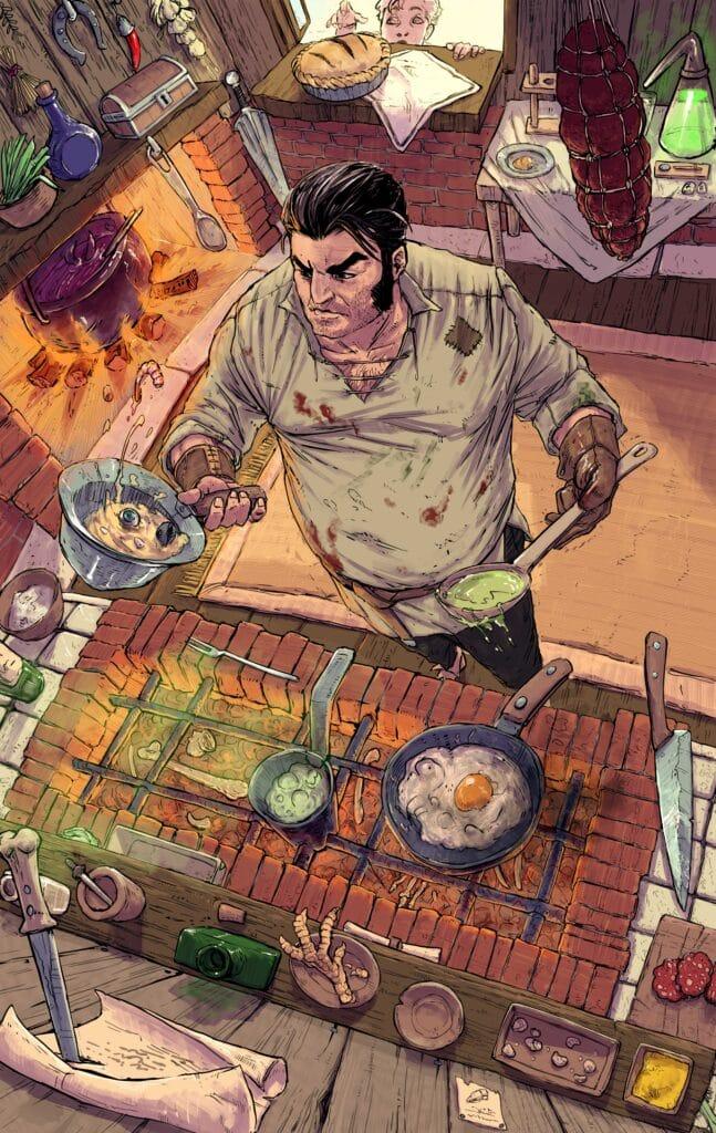 Impero Brancalonia Cuoco